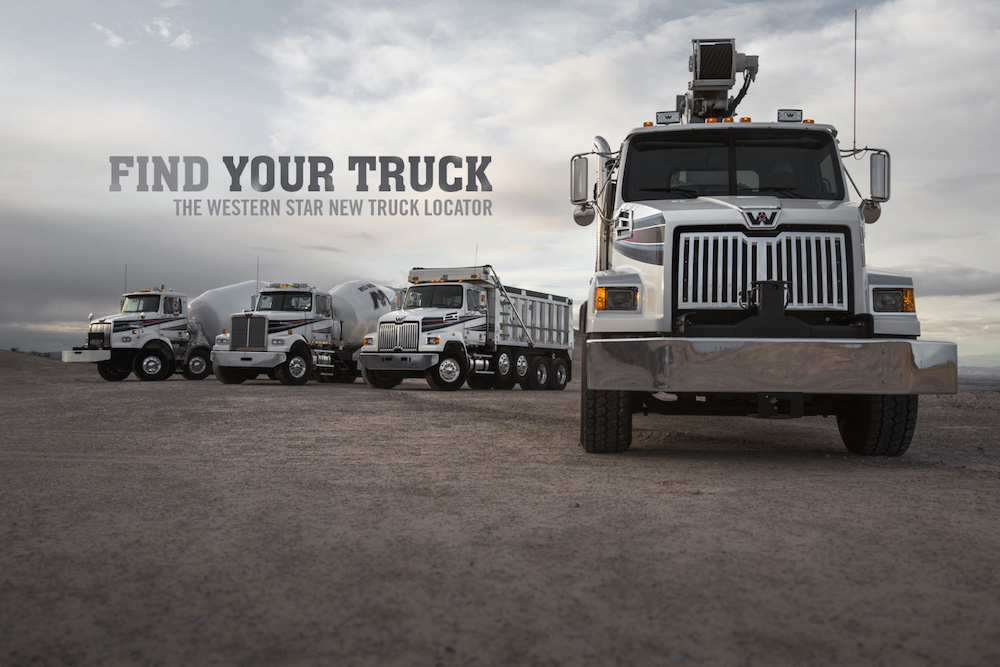Used and new trucks, parts & service - Western Star Trucks